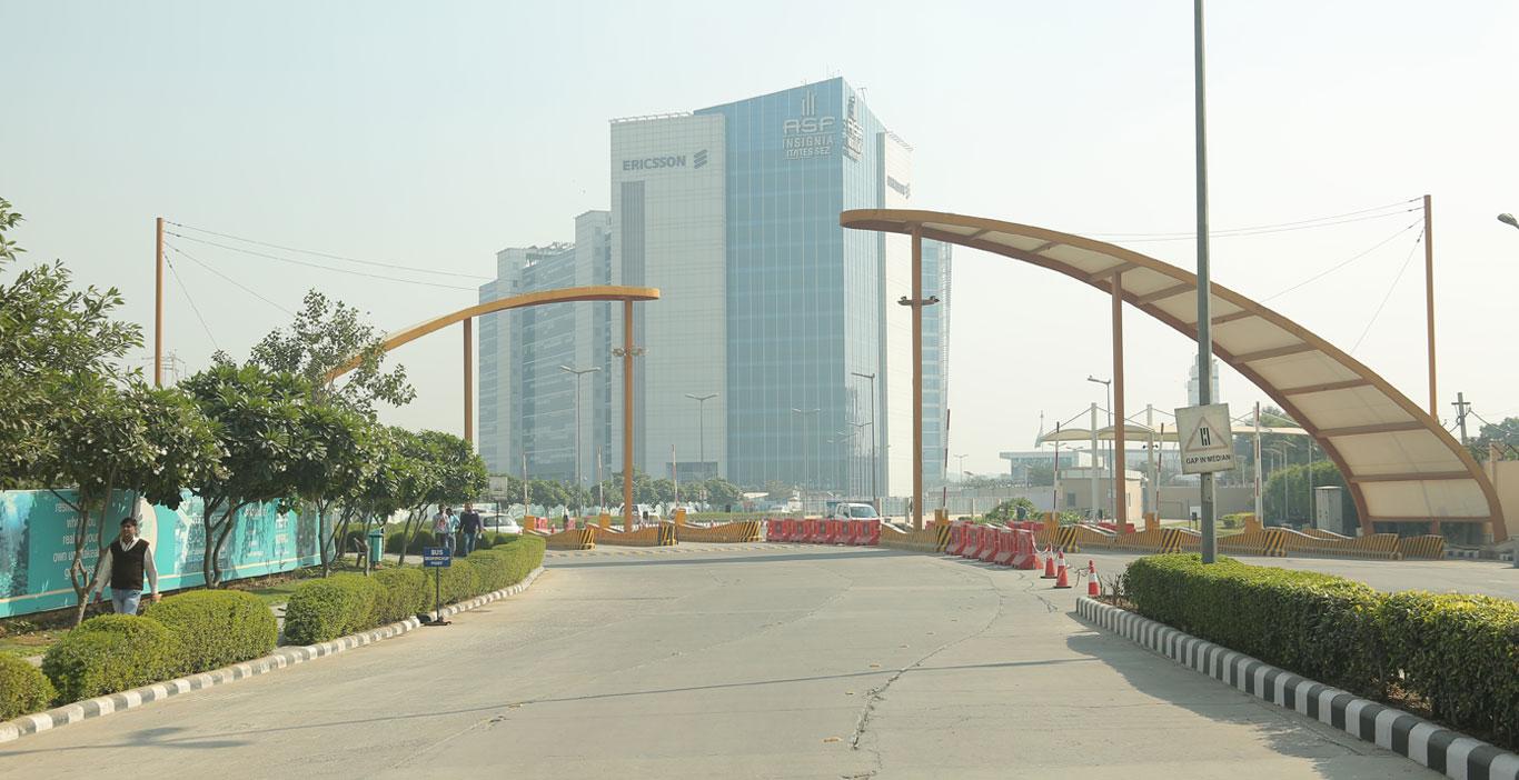 IT SEZ in Gurugram, Gurgaon - ASF Insignia